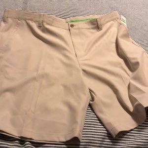 New Izod golf shorts